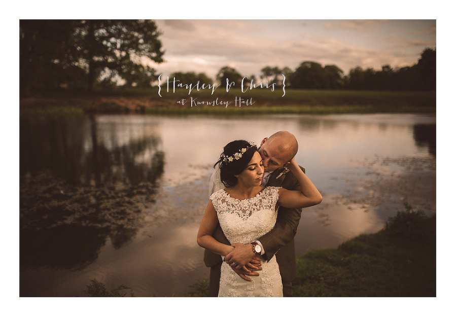 knowsley hall wedding photographer liverpool