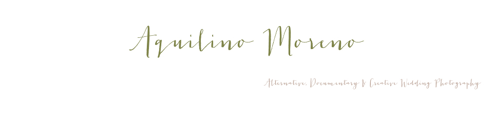 Cheshire, Wales Alternative,  Creative  & Storytelling Wedding and Portrait Photographer – Aquilino Moreno logo